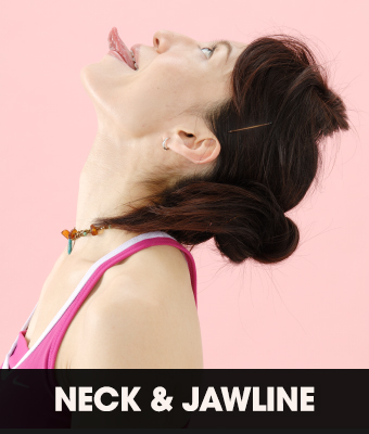 Face Yoga - Neck & Jawline