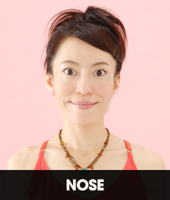 Face Yoga - Nose