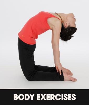 Face Yoga - Body Exercises
