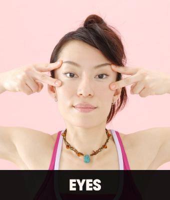 Face Yoga - Eyes