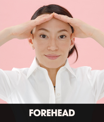Face Yoga - Forehead