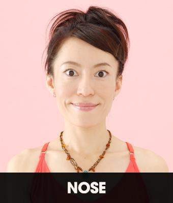 Face Yoga - Nose