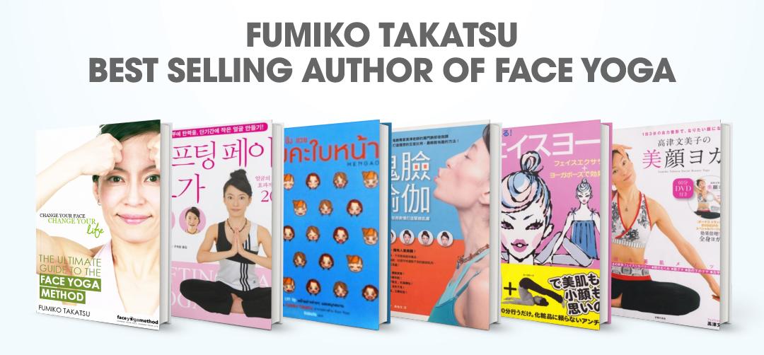 Fumiko Takatsu Best Selling Author of Face Yoga