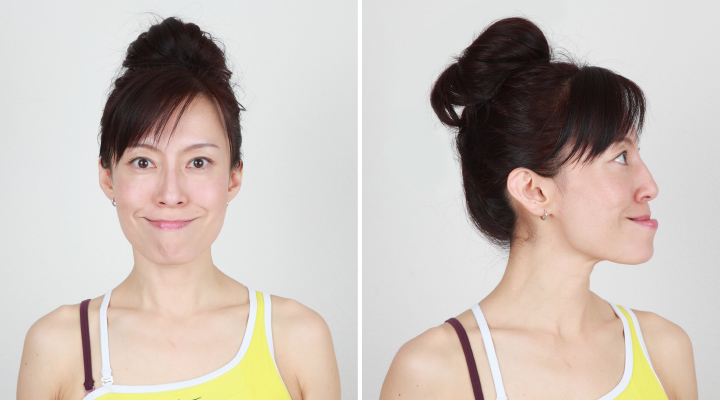 Define Your Cheeks with Face Yoga