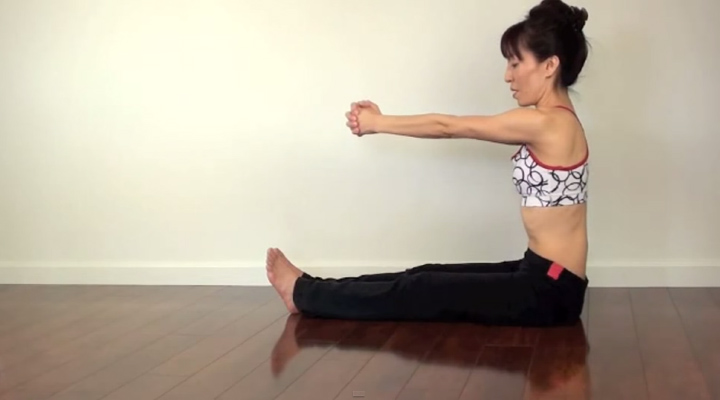 Shape Up Your Mid-section With The Face Yoga Method And Get A Symmetrical Face At the Same Time?