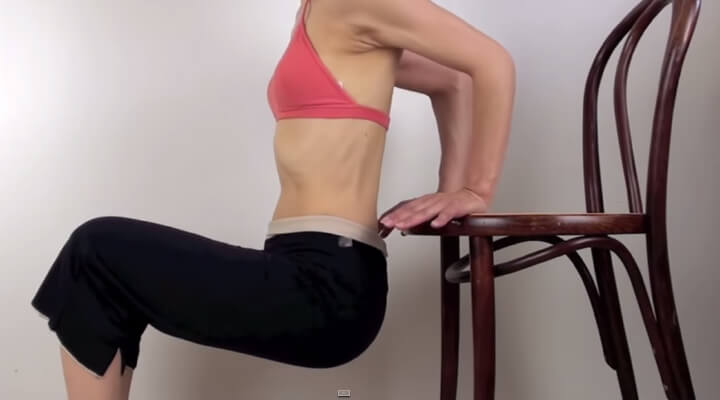tone your arms without going to the gym
