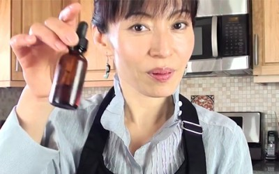 Combat fine lines with chamomile sake