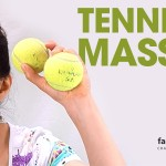 Self Massage with the Tennis Ball Massager