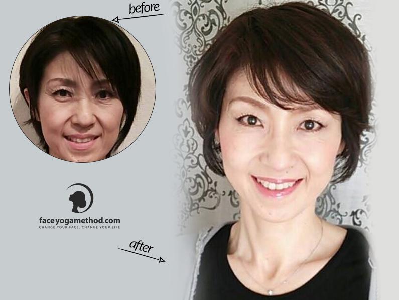 Noriko, 52 – Crow's Feet