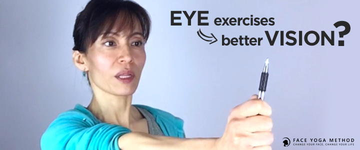 Can eye exercises improve your vision?
