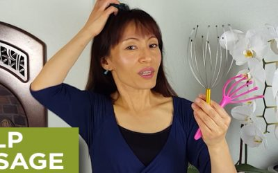 Use This Simple Scalp Massage Technique to Improve Blood Circulation