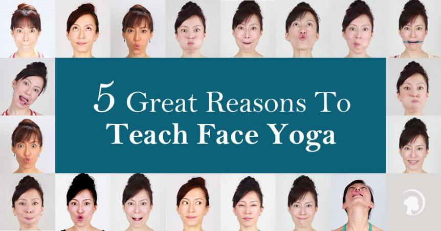 Free Training Face Yoga Certification