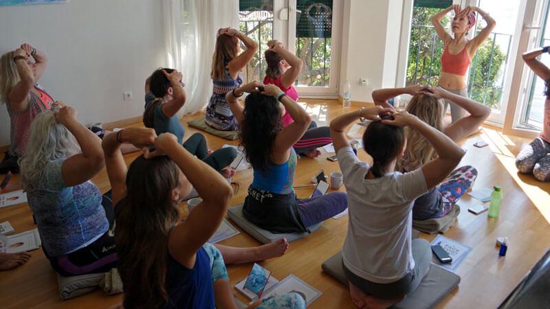 Face Yoga Class