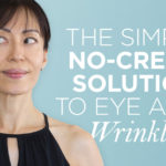 Eye Area Wrinkles? Here's The Simple Solution