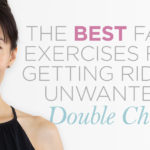 The Best Face Exercises For Getting Rid Of Unwanted Double Chin